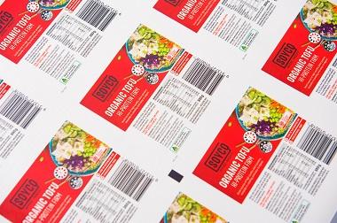 Food packaging & its greenization of printing inks